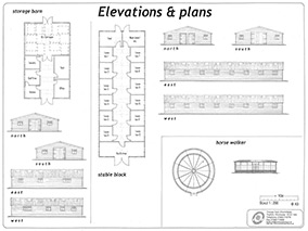 Elevations & plans