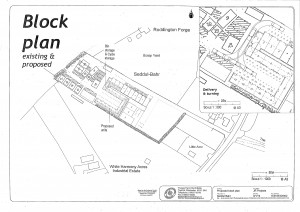 Commercial Projects - Block Plan
