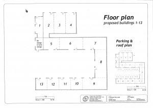 Commercial Projects - Floor Plan