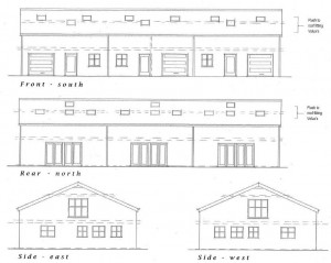 Residential Planning - Change of Use for Former Piggeries